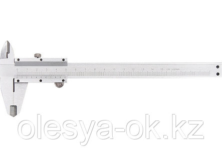 Штангенциркуль 150 мм, с глубиномером. MATRIX, фото 2
