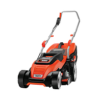 Black&Decker Газонокосилка EMAX34I-QS34 см, 1400Вт