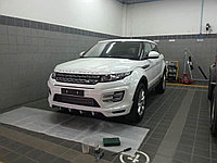 Обвес Larte style на Land Rover Evoque