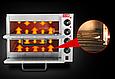 Пицца печь одинарная, фото 5