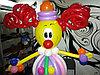 Клоун весельчак