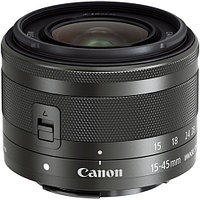 Canon EF-M 15-45mm f/3.5-6.3 IS STM Lens