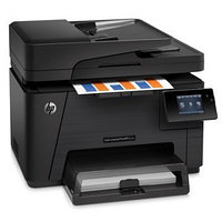 HP Color LJ Pro MFP M177fw  CZ165A#B19  {A4, Color, p/c/s/f, 600dpi, 16/4ppm, 128 Mb, USB/LAN/Wi-Fi}