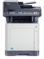 Kyocera ECOSYS M6530cdn  1102NW3NL0 {cp/pr/col.sc/fax, А4, 30 ppm, 600 dpi, 1024 Mb, USB 2.0, Network, дуплекс}