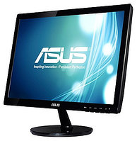"ASUS LCD 18.5"" VS197DE Black {TN 1366x768, 200,  50000000:1, 5ms, 90/50, D-Sub} [90LMF1001T02201C-]"