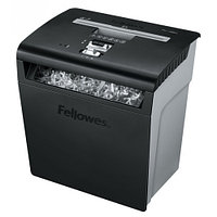 Fellowes Шредер P-48C FS-3214801 {авт, 3.9х50мм, 8лст, скрепки, пласт.карты,18лтр)