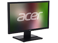 "LCD Acer 21.5"" V226HQLAb черный {MVA LED; 1920x1080; 16:9;0,248mm;  8ms; 16,7m; 250cd/m2; 100M:1 (DFC); 178/178(CR=10); Tilt; D-Sub, Internal Power"