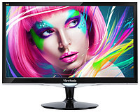 "LCD ViewSonic 23.6"" VX2452MH Glossy-Black {TN 1920x1080 LED (2GTG)ms 16:9 HDMI M/M 30М:1 300cd}"