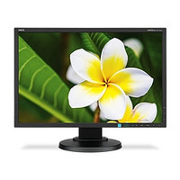 "NEC 23"" E233WM-BK Black {250cd/m2,1000:1,5ms,1920x1080,176/170,Hight adj.:110,Swivel;Tilt;D-Sub,DVI-D,Displ.port;TCO5;ISO 9241-307(pixel failure class"