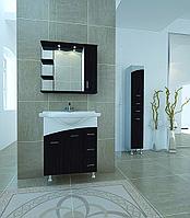 Комплект мебели для ванной комнаты Дуга. Широкая палитра цветов. Любая комплектация