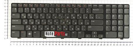 Клавиатура для ноутбука Dell Inspiron 17R N7110, RU, черная, фото 2