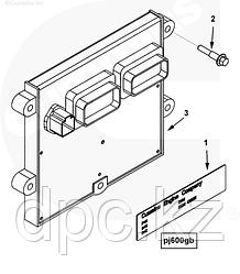 Блок (модуль) управления Cummins ISLe 4995445 4995444