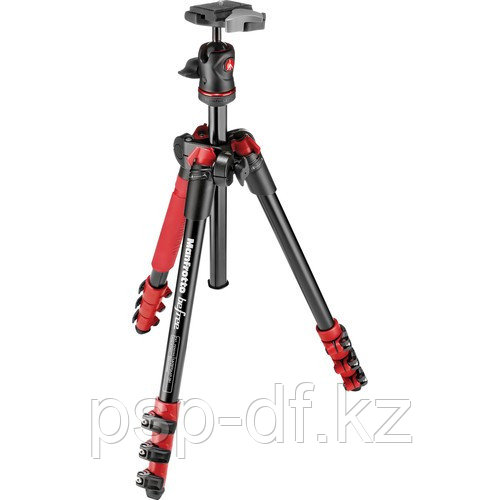 Manfrotto Befree Ball Head KIT RED (MKBFRA4R-BH)