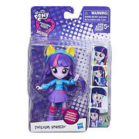My Little Pony Май Литл Пони Equestria Girls мини-кукла Твайлайт Спаркл