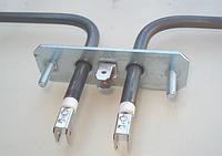 ТЭН для духовки Ardo  нижний квадратный: мощность P=1600W, фото 2