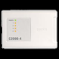 C2000-4 прибор приемно-контрольный