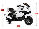 Электромотоцикл BAW 600 (6188), фото 4