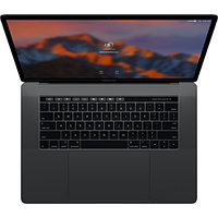 "Ноутбук  Apple 15.4"" MacBook Pro with Touch Bar (Late 2016, Space Gray)"