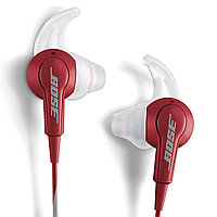 SOUNDTRUE IN-EAR HEADPHONES MFI CRAN WW (Cranberry)