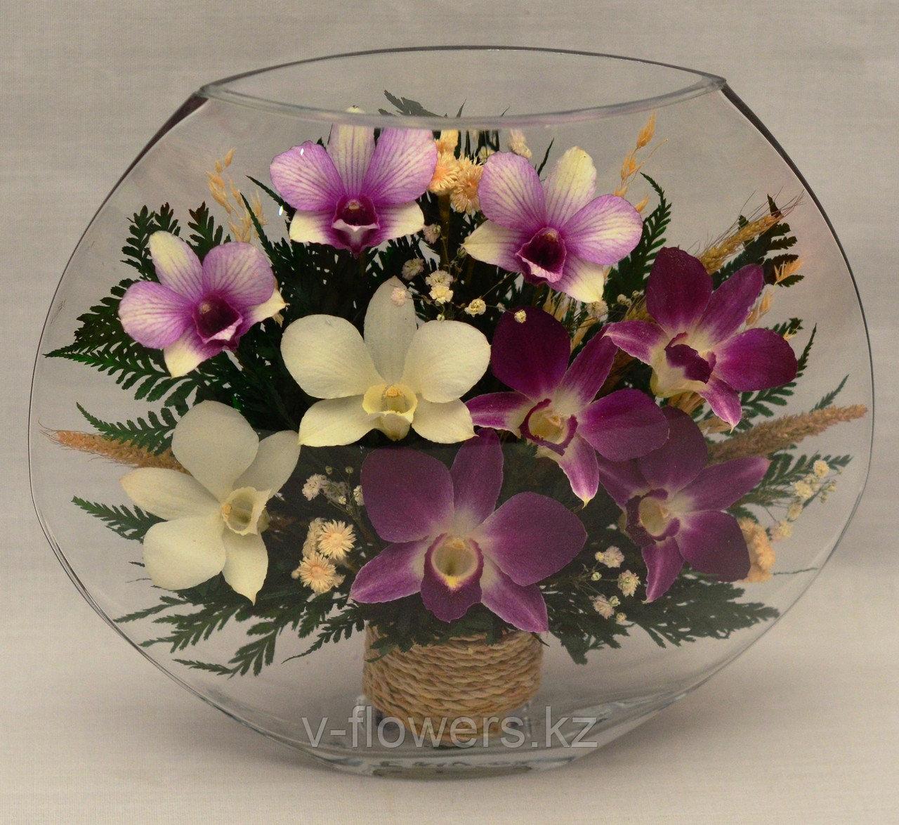 Цветы навсегда EMO-08