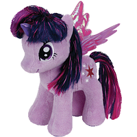 TY 41004 My Little Pony. Пони Twilight Sparkle 20 см