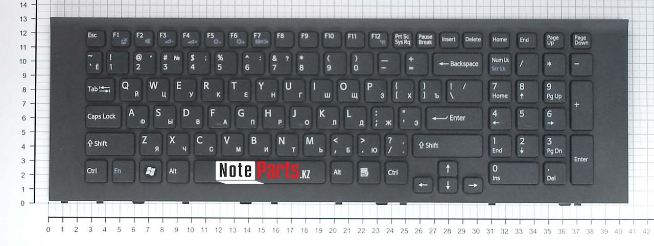 Клавиатура для ноутбука Sony Vaio VPC-EJ / VPCEJ