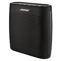 SOUNDLINK COLOUR BT SPKR BLK EU4
