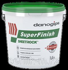 Унив. гот. шпатлевка SHEETROCK SuperFinish (СуперФиниш) 3.5Л