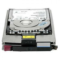 364437-B22 Hewlett-Packard 250 GB FATA disk dual-port 2GB FC Hybrid disk drive factory integrated
