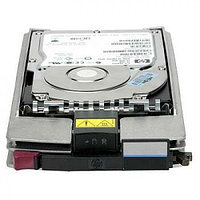 370790-B23 Hewlett-Packard 500 GB FATA disk dual-port 2Gb FC Hybrid disk drive factory integrated