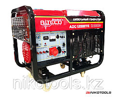 Дизельный генератор ALTECO ADG 12000 TE (L)