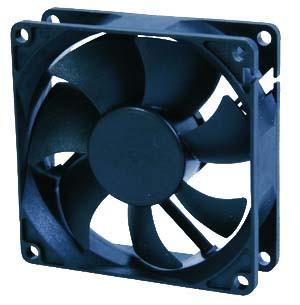 Вентилятор /кулер/ 24v 0,09A 2pin  60х60х15 df4020sh