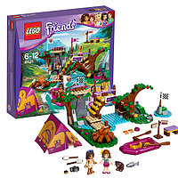Lego Friends Спортивный лагерь: сплав по реке