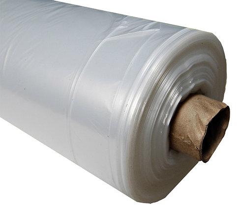 ПЛЕНКА полиэтиленовая 200 мкр 1,5м * 50м прозрачная, фото 2
