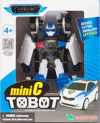 Тобот Трансформер мини  Tobot