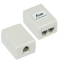 Acorp Сплиттер Mini ADSL Splitter (A2)