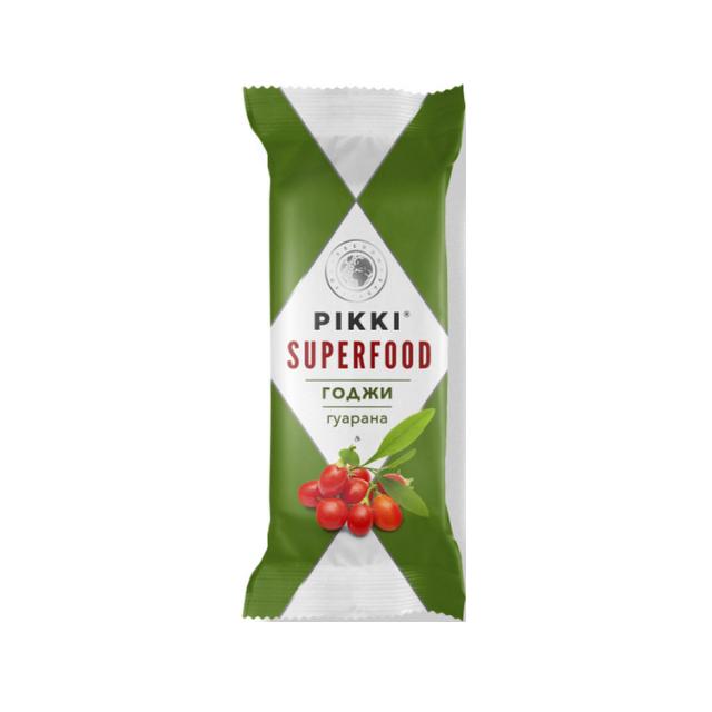 Мягкие батончики Superfood