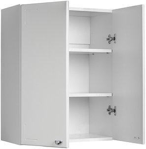 Шкаф навесной Классик 02-55 АЙСБЕРГ, фото 2