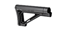 Magpul® Приклад телескопический Magpul® Fixed Carbine Stock – Mil-Spec MAG480