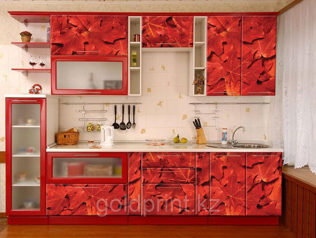 УФ Печать на Кухонных гарнитурах Осень