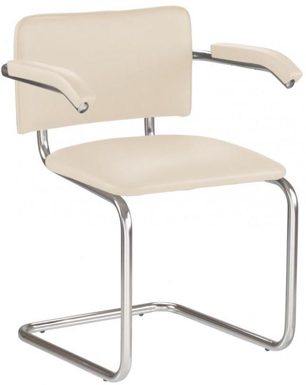 Кресло SYLWIA Arm Chrome