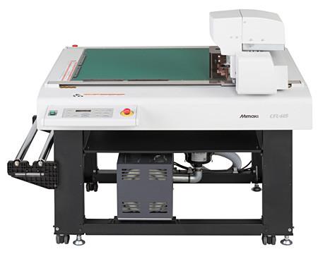 Планшетный режущий плоттер Mimaki CFL-605RT