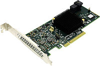 LSI MegaRAID SAS9341-4I (PCI-E 3.0 x8, LP) KIT SAS 12G, RAID 0,1,10,5, 4port (1*intSFF8643), (в комплекте кабель LSI00142)