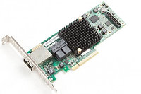 Adaptec ASR-8885 (PCI-E v3 x8, LP) SGL SAS 12G,RAID 0,1,10,5,6,50,16port(int2*SFF8643+ext2*8644)