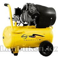 Компрессор пневматический 2,2 кВт 350 л/мин 50 л DENZEL 58081 (002)