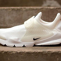 Nike Sock SP Fragment Design white