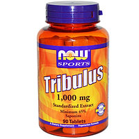 NOW sports Tribulus 1000 mg (90 таблеток)