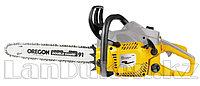 """Цепная бензиновая пила GS - 38 X-Pro 38 см3 1,6 кВт длина шины - 40 см шаг - 3/8"""" DENZEL 95222 (002)"""