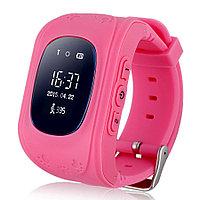 Умные детские часы Smart Baby Watch Q50 GSM небликующий экран
