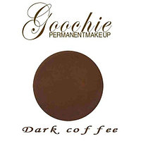 Кремовый пигмент Dark coffee для микроблейдинга